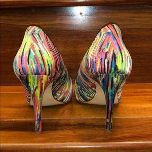 Prabal Gurung Shoes - Beautiful multicolored heels
